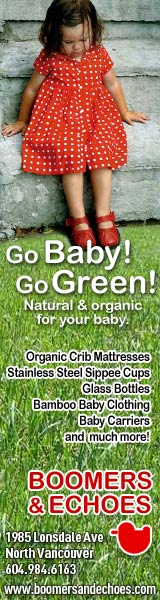 natural and organic baby stuff 160 x 600 banner