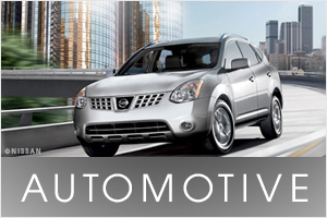banner ad portfolio for automotive